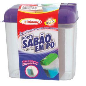 PORTA SABAO EM PO 1KG