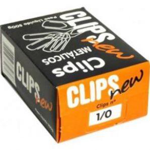 CLIPS Nº 2/0 C/100 UNID