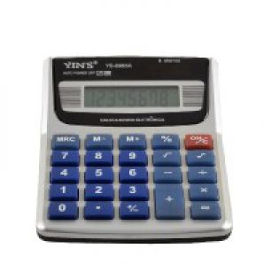 CALCULADORA MD KD-8508A 8 DIGITOS