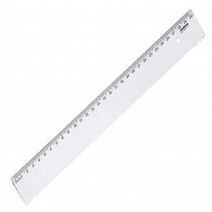 REGUA ESCOLAR 30cm