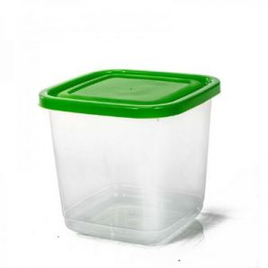 POTE MANTIMENTO QUADR. 2100ML AVULSO TRANSP. - 86088