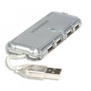 HUB USB DE 4 PORTAS 2.0