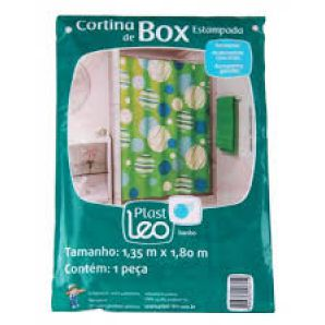 CORTINA DE BOX ESTAMPADA