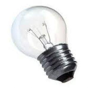 LAMPADA BOLINHA 127V TRANSPARENTE