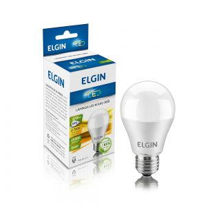 LAMPADA LED BULBO E27 ELGIN A60 POWER LE