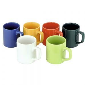 CANECA CAFE COLOR 85ML 06 PCS - 86514