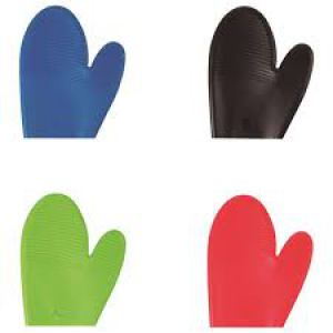 LUVA SILICONE BASIC COLORS