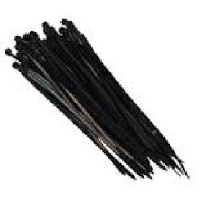 ABRAC. NYLON PRETA 150 X 2,5 C/ 10un