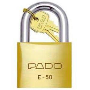 CADEADO 50MM PADO
