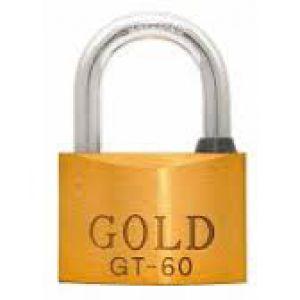 CADEADO GOLD 60MM