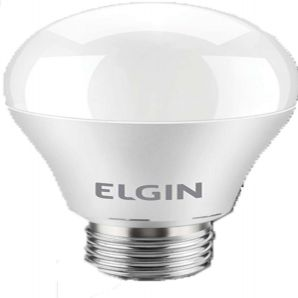 LAMPADA BULBO LED A55 9W BIVOLT 6500K