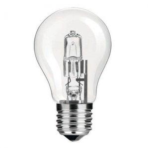 LAMPADA ECO HALOG A55 72W TRANSP. 127V