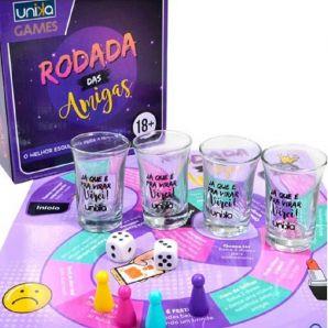 JG ROLETA GAME RODADA DAS AMIGAS - 85571