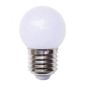 LAMPADA BOLINHA 127V LEITOSA