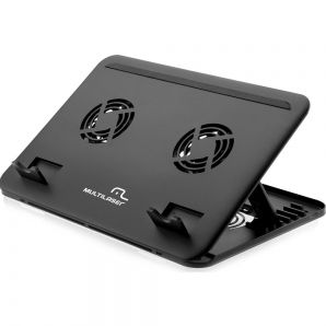 COOLER P/ NOTEBOOK C/ SUPORTE