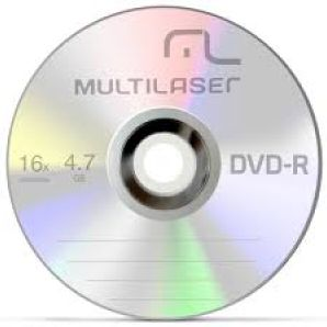 DVD-R MULTILASER 4.7GB